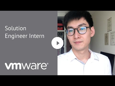 Solution Engineer Intern