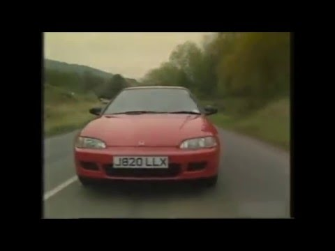 Old Top Gear PL  Honda Civic V  YouTube