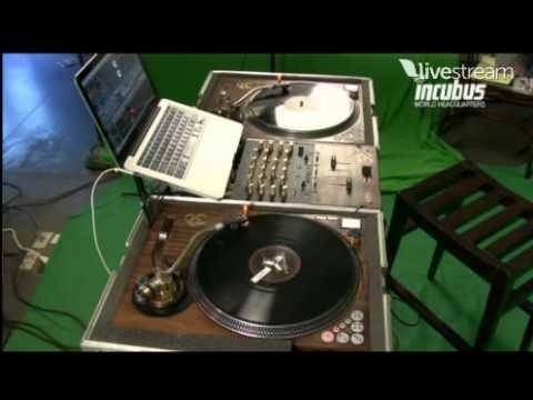 Incubus HQ DJ Kilmore Smokin the Herb Again