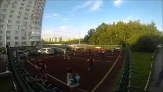 [Ясенево] - Волейбол #1. Начало начал.