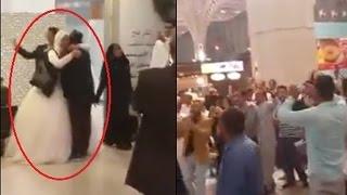 В Саудии Задержаны Жених и Невеста за Непристойное Поведение!