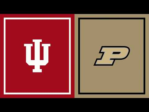 First Half Highlights: Purdue at Indiana | Big Ten Football