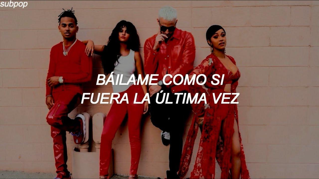 Dj Snake - Taki Taki ft. Ozuna, Selena Gomez & Cardi B (Sub Español)