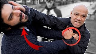 How do you defend yourself in a fight?