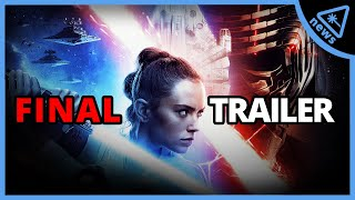 Star Wars: 18 Mind-Blowing details from the Rise of Skywalker Trailer! (Nerdist News w/ Amy Vorpahl)