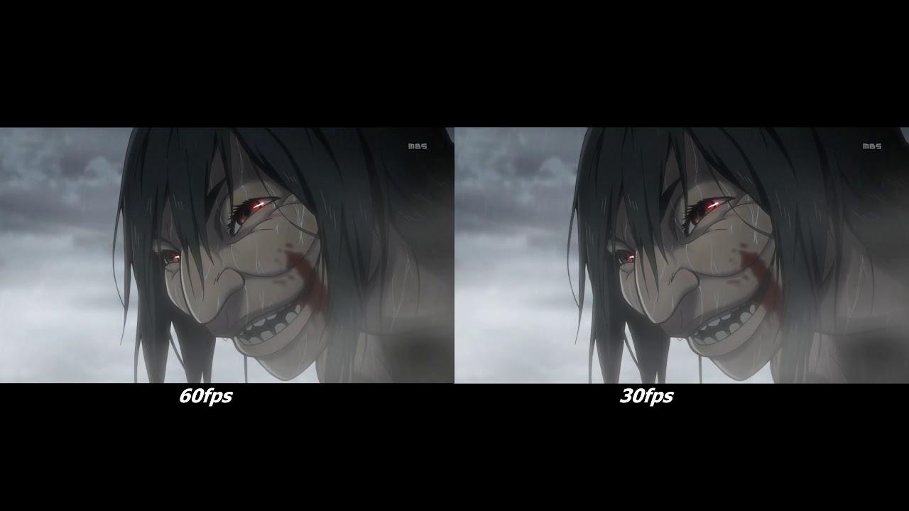 Download Attack On Titan - Levi Vs. Aberrant Titan (Levi's god mode) 4k 60fps (Shingeki no Kyojin OVA 4-5)