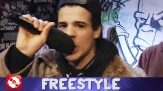 FREESTYLE - MC RENE IM STUDIO - FOLGE 13 - 90´S FLASHBACK (OFFICIAL VERSION AGGROTV)
