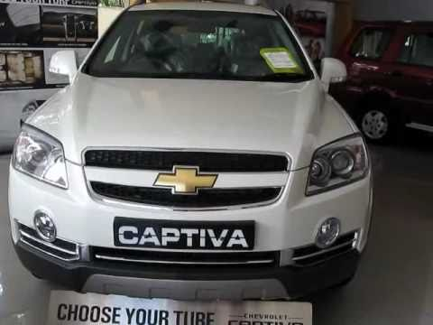 Apnagaadi reviews Chevrolet Captiva