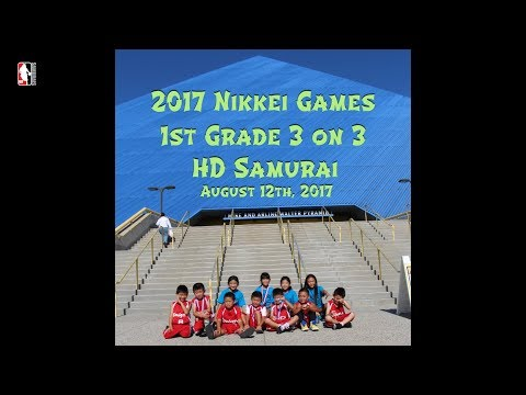 08-12-17 Nikkei HD Samurai2  1st Grade