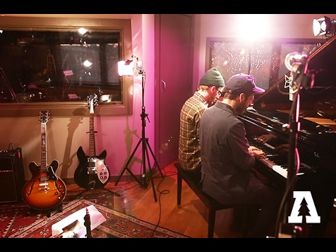 Foreign fields on audiotree live full session