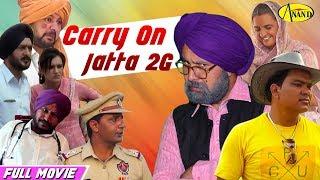 Carry On Jatta 2 G Full Movie | Chacha Bishna | Punjabi Movie | New Punjabi Movie 2019