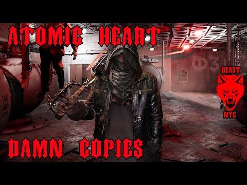 Atomic Heart - Gameplay Walkthrough 2 – Soviet Union Horror Game - FPS RPG