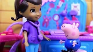 Свинка Пеппа на русском ВСЕ СЕРИИ ПОДРЯД без остановки #12 Лучшие Мультфильмы для Детей про Пеппу