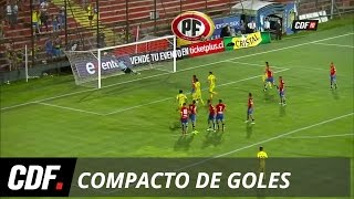 U.Española 1 - 2 Everton  | Cuartos de Final Ida | Copa Chile 2016 MTS