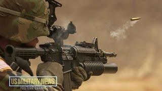 Revealed: The US Army's Lethal M4A1 Rifle Is Ready for War