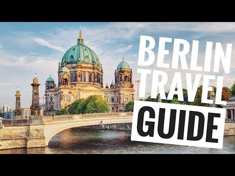 Ταξίδι στο Βερολίνο  Berlin City Tour, Germany - Vlog (English Subtitles)