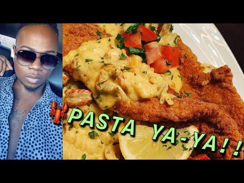 """""""Whatcha Cookin?"""" Sunday   Shrimp & Crawfish Pasta Ya-Ya"""