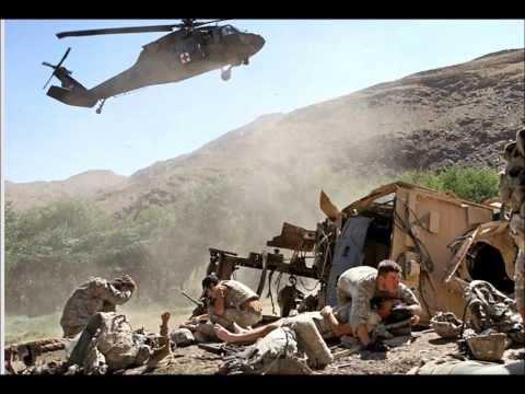 Afghanistan War Song by James Lee Irvin