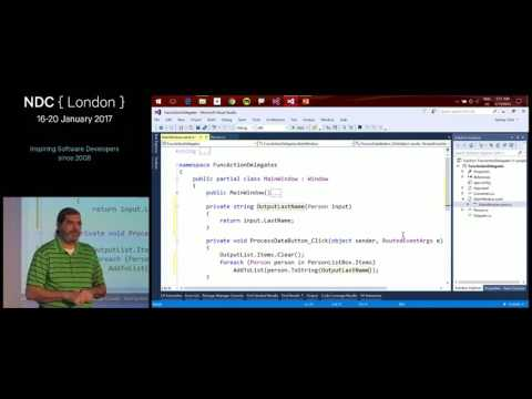 Get Func-y: Delegates in .NET - Jeremy Clark