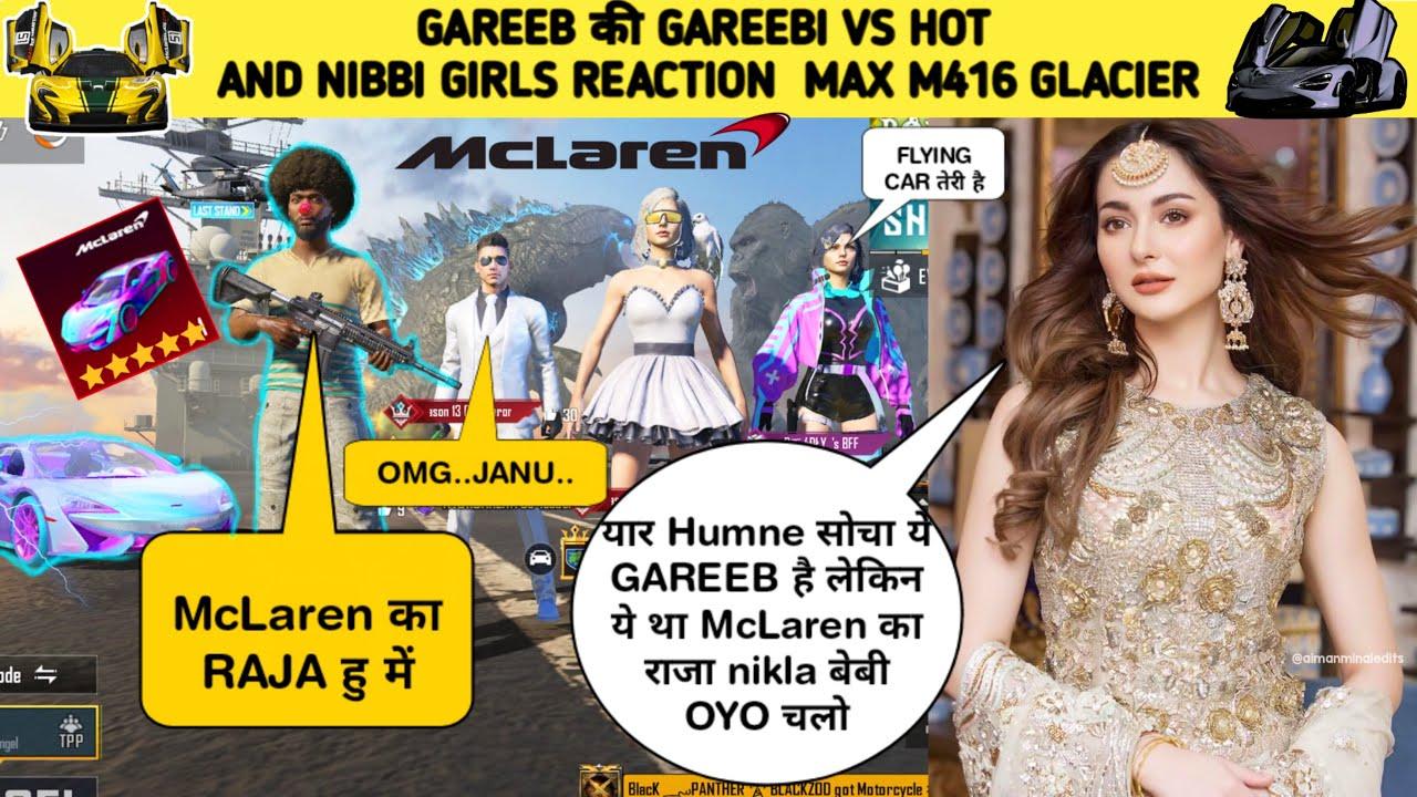 🔥 Random Girls Reaction ON McLaren New Car For $ 100,000 UC 🤣Samsung,A3,A5,A6,A7,J2,J5,J7,S5,S6,S7