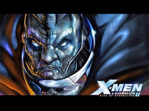x-men-legends-ii:-rise-of-apocalypse-cinematics--hd