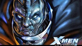 X-Men Legends II: Rise of Apocalypse Cinematics- HD