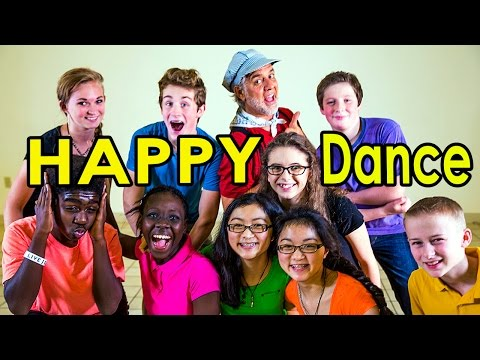 Brain Breaks - Action Songs for Children - Happy...
