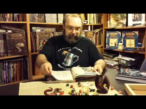Dungeons and Dragons 5th Edition Review – Dwarven Tavern – Part 1