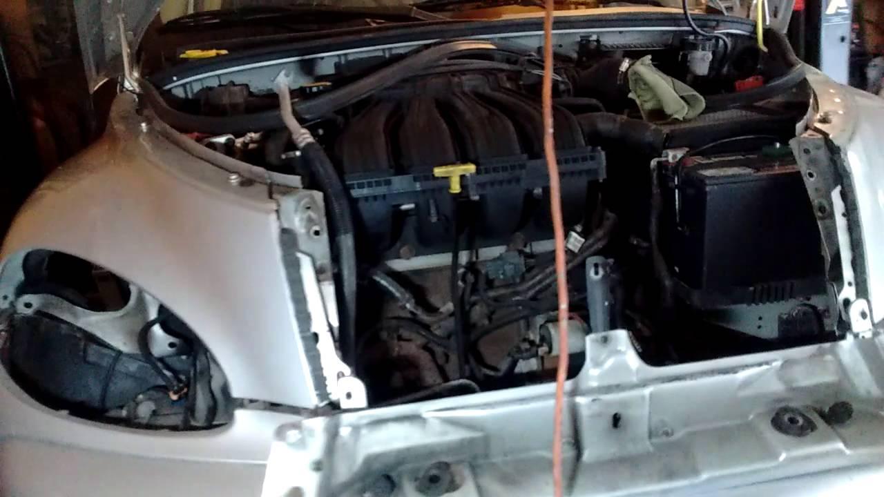 Timing Belt Job 2001 Chrysler Pt Cruiser