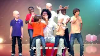 Stewart Sukuma ft Argentina Luís - Ser diferente é normal