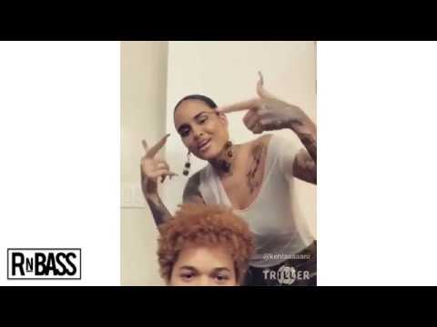 Kehlani – All Me ft. Keyshia Cole (Dancing Video)
