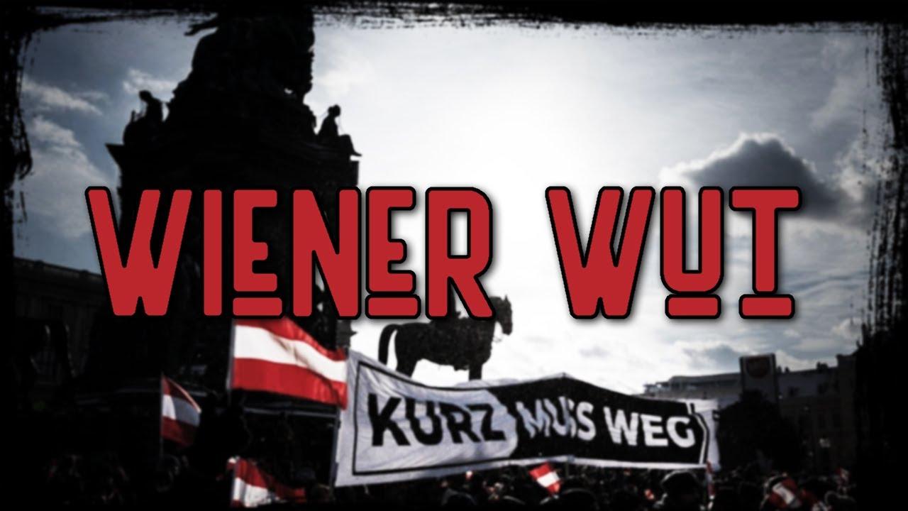 (STREAM) Wiener Wut - Die Corona-Demos im historischen Kontext