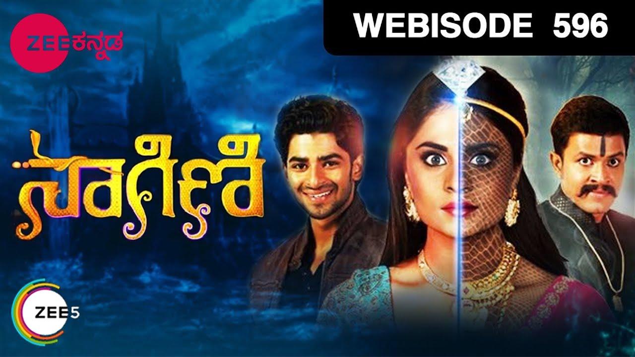 Naagini - ನಾಗಿಣಿ - Indian Kannada Story - EP 596 - 29 May '18 - #zeekannada  TV Serial - Webisode