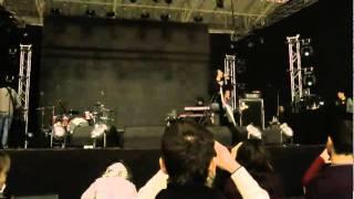 САУНД-ЧЕК, Англоязычное выступление :) (03.12.2010)