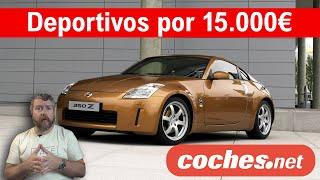 10 coches deportivos por 15.000 euros | coches.net