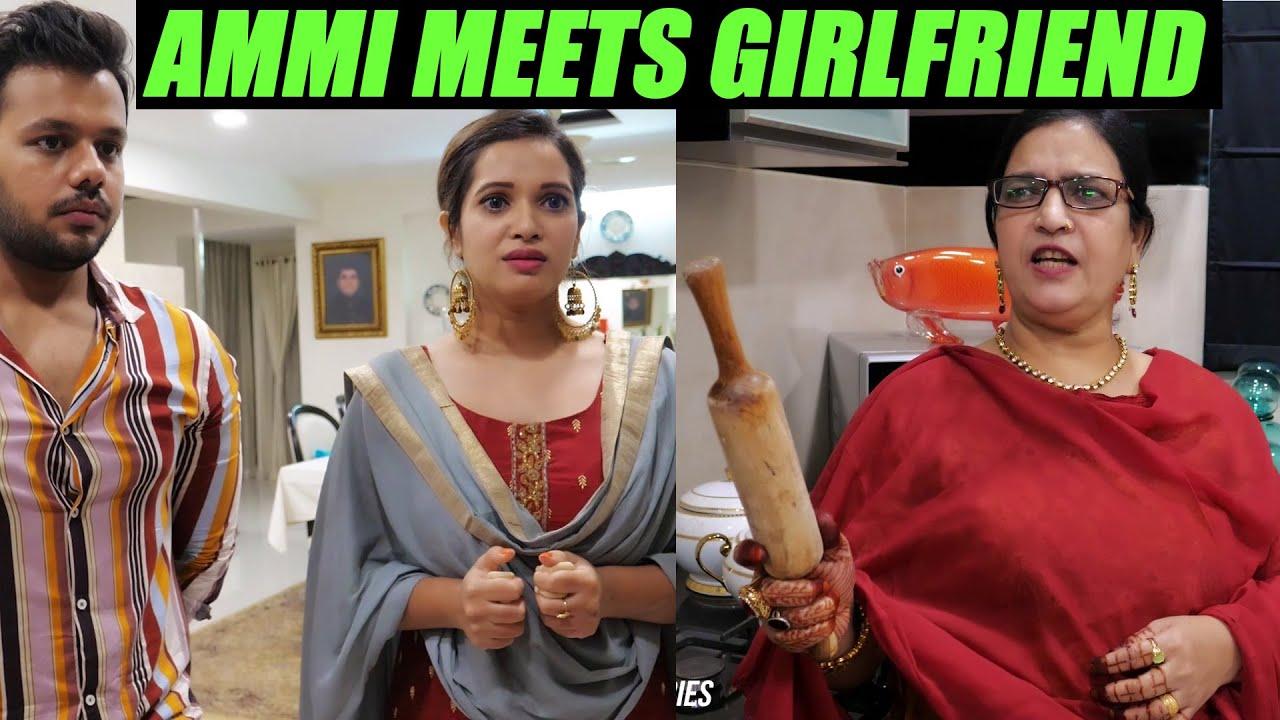 AMMI MEETS GIRLFRIEND!