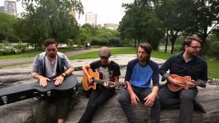 VanLadyLove - West Coast Dancer (Acoustic Central Park)