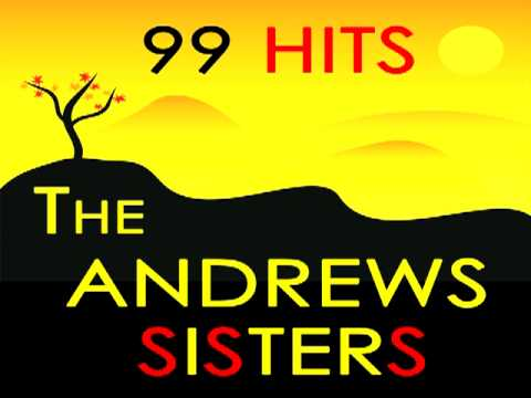 the andrews sisters rumors are flying