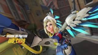 Overwatch: Como Jogar de Mercy