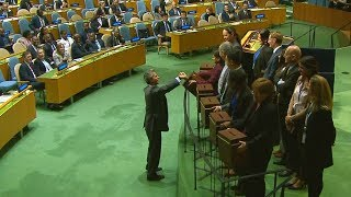 В Совет по правам человека ООН избрали 15 новых членов (новости)