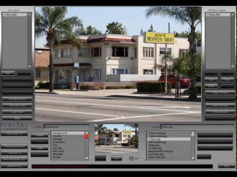 Creating your first simulation with Fire Studio 6