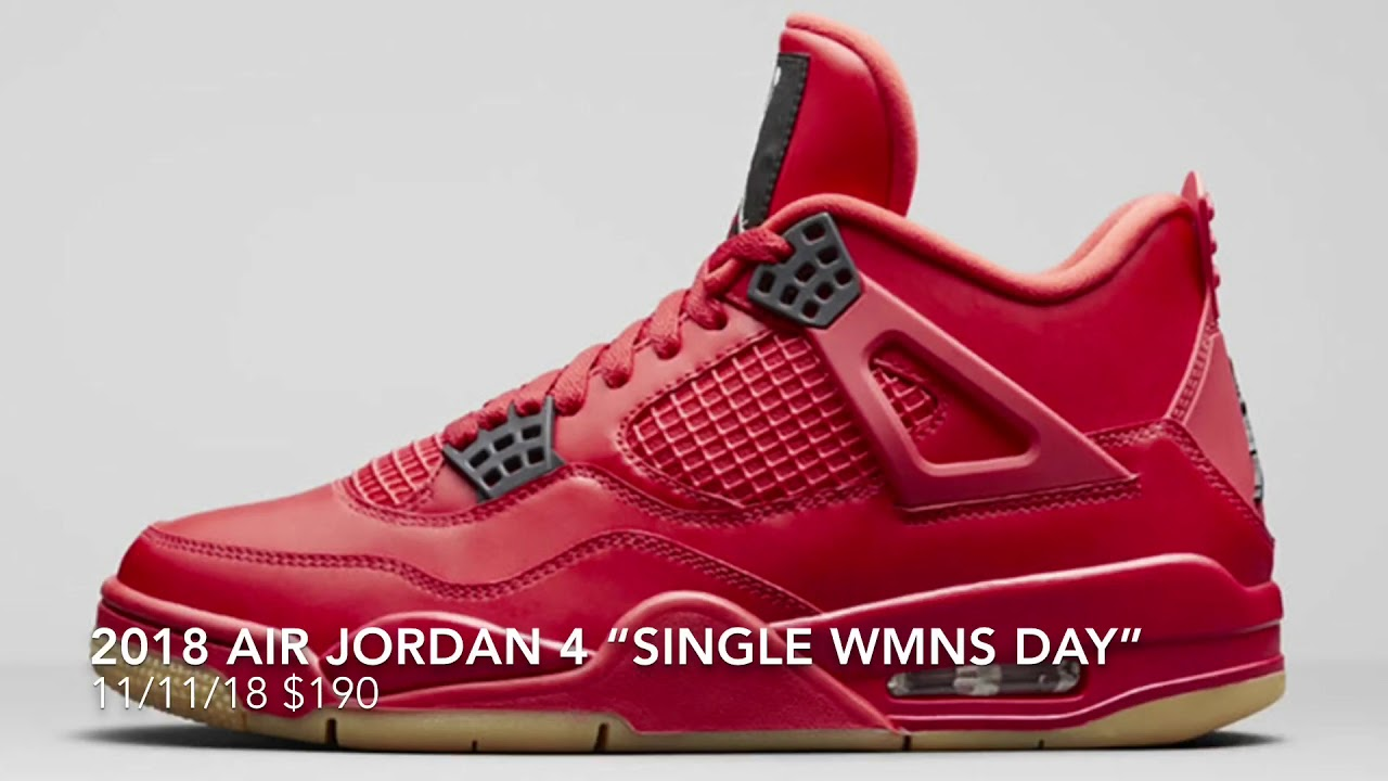 "the latest a023f fce57 ONLY FOR WOMEN NO DUDES!! AIR JORDAN 4 ""SINGLE WOMENS DAY"""