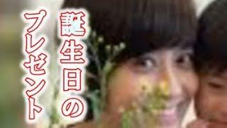 小林麻央さん7月が誕生日。昨年は入院していたので今年は楽しみ ***...