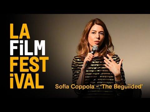 Sofia Coppola talks LOST IN TRANSLATION and THE BEGUILED - 2017 LA Film Festival