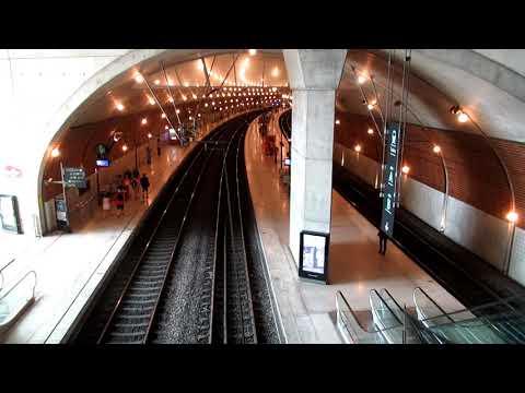 Gare de Monaco (Monaco Station)