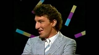 Countdown (Australia)- Molly Meldrum Interviews Cher and Fee Waybill- November 29, 1981- Part 3