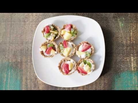 Coconut Granola Fruit Cups | Produce for Kids