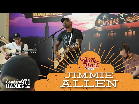 "Jimmie Allen - ""Warrior"" (Acoustic)"