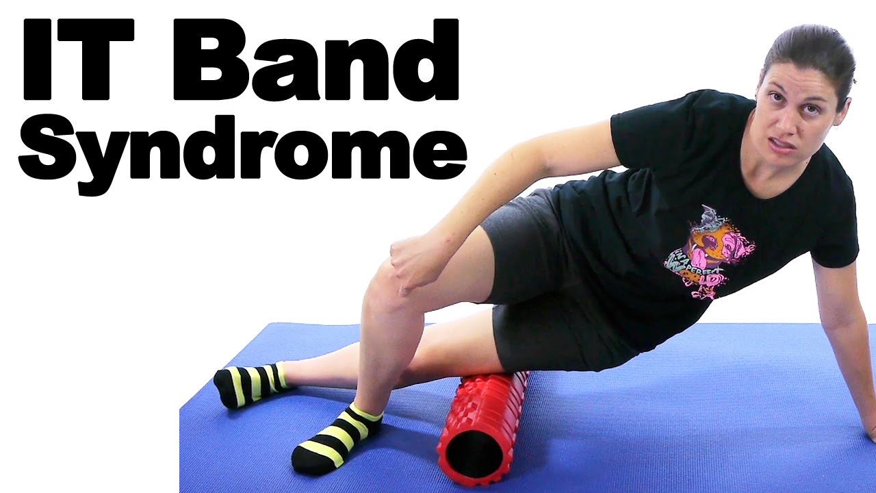 c57a35f19d IT Band Syndrome Stretches & Exercises - Ask Doctor Jo - YouTube