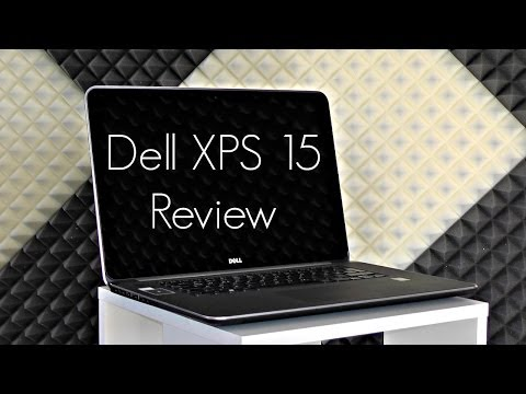 "Dell XPS 15 In-depth Review - premium, high-end allrounder 15.6"" laptop"